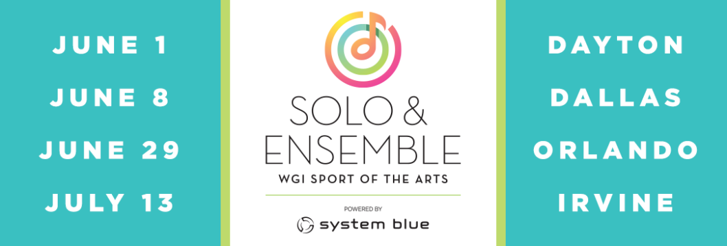 WGI SOLO & ENSEMBLE